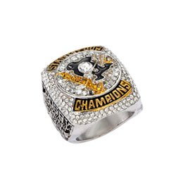 Pittsburgh Rings NZ - 2016 Pittsburgh Penguin Championship Ring Men