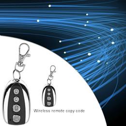 $enCountryForm.capitalKeyWord Australia - Universal 433MHz Wireless Remote Control Cloning Gate for Garage Door Duplicator Portable Key Copy Remote Control