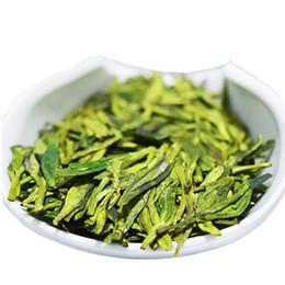 Hot sales 250g Chinese Organic Green Tea Longjing Dragon Well Raw Tea Health Care New Fresh Spring Scented Tea Green Food on Sale