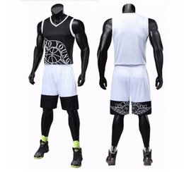 $enCountryForm.capitalKeyWord Canada - New light board basketball jersey suit personalized custom, sleeve quick-drying sports jersey, team jersey custom, shorts have intranet