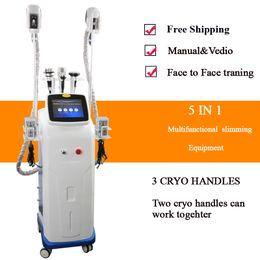 Tripolar laser online shopping - Good feedback cavitation tripolar rf face treatment machine lipo laser radio frequency face slimming beauty equipment