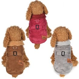 $enCountryForm.capitalKeyWord Australia - dog christmas clothes jackets for dogs winter pet dog coat winter puppy jacket outfit warm Gifts for the New Year noel 2019