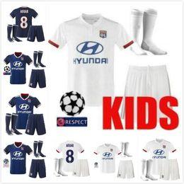 $enCountryForm.capitalKeyWord Australia - Olympique Lyonnais lyon Childs soccer jersey 2019 2020 Maillot de foot TRAORE MEMPHIS FEKIR OL 19 20 lyon KIDS KIT jersey shirts MAILLOT
