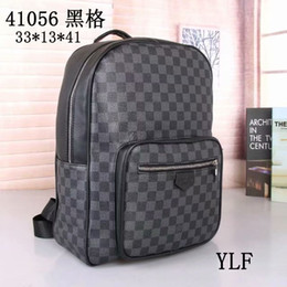 $enCountryForm.capitalKeyWord Australia - 2019 new hot costume European American fashion explosion Backpack LOUIS VUITTON Gucci MEN shoulder bag Backpack Style diagonal bag