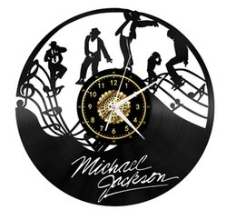 $enCountryForm.capitalKeyWord Australia - The New handmade unique Crafts Michael Jackson black Wall art Creative personality modern Home Decor living room Christmas Gifts for woman