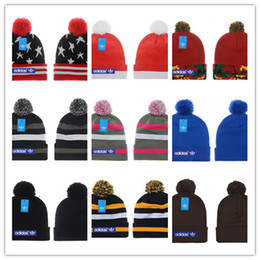 d9e8db641 2019 New Arrival ad Beanies Hats American Football 32 teams Beanies Sports  winter knit caps Beanie Skullies Knitted Hats drop shippping