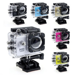 Wholesale Full HD Waterproof Outdoor Extreme Sports DV Camera Action Camcorder 1080P Car Cam
