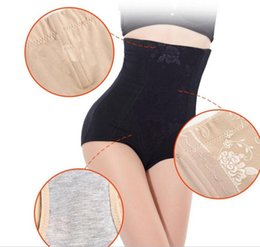 0f026f92934 M-5XL Pluse Size High Waist Women Slimming Control Panties Body Shaper Butt  Lift With Tummy Control Underwear Shapewear Brief 2018