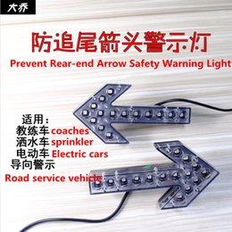 Toptan satış LED Ok Direksiyon Güvenlik Trafik Karayolu İdaresi İşleri Ulaştırma için Dikkat Işık