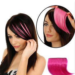 $enCountryForm.capitalKeyWord NZ - Wig Colour Fringe Highlights Gradual Change Lifelike Nothing Then Mark Hair Piece Joint Hair Colour Straight Hair Piece Wig Piece