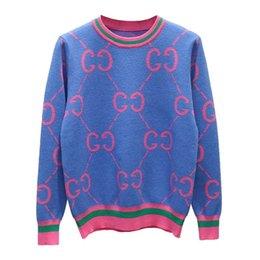 ElEgant swEatErs womEn online shopping - Winter Warm Sweaters Letter Vintage Womens Knitwear Pullovers Womens Cute Pink Sweaters Elegant Knit Sweater Pull Femme Y190923