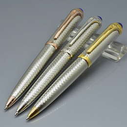 Quality Metal Pens Australia - High quality Cartler Brands Metal Ballpoint pen Luxury Frenchy Man Cufflink Jewelry Men Shirt Cuff link Copper Cuff Buttons As Birthday Gift