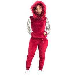 83b0ad9f4b Shop Women Tracksuit Velour Hoodie Pants UK | Women Tracksuit Velour ...