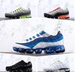 2019 новый синий черный белый спортивный 95 плюс TN кроссовки Moc мужская мода роскошный дизайнер женщины спортивная обувь Airs обувь кроссовки кроссовки 36-45 на Распродаже