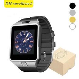 $enCountryForm.capitalKeyWord Australia - Bluetooth DZ09 Smart Watch Relogio Android Smartwatch Phone Call SIM TF Camera for IOS iPhone Samsung HUAWEI VS Y1 Q18