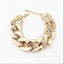 anklet NZ - 30 pieces per lot Top selling vintage anklet chains CCB material shine chain anklet cheap price anklet jewelry wholesale