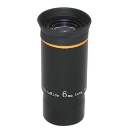 Astronomy Telescopes Australia - New Astronomical Telescope Optical Eyepiece HD Viewing 66 Degree Wide-angle Eyepiece 6mm 9mm Multi-layer Coating Eyepiece