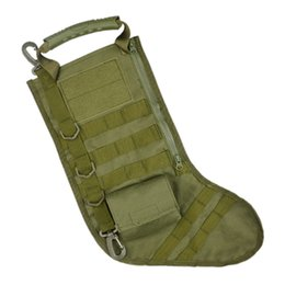 Magazine duMp pouch online shopping - Tactical Christmas Stocking Bag Ammo Pouch Dump Drop Magazine Storage Bag