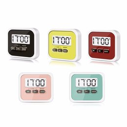 China Leading Life Practical Use Digital Large LCD Display Home Kitchen Timer Electronic Kitchen Cooking Timer Stopwatch Cooking Tools suppliers