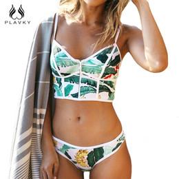 be917d00659 2017 Sexy Floral Biquini Thong Zipper High Neck Swim Bathing Suit Plus Size  Swimwear Women Brazilian Bikini Push Up Swimsuit