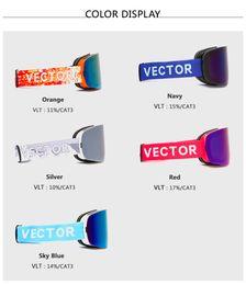 $enCountryForm.capitalKeyWord Australia - Ski Goggles Men Women Double Lens Uv400 Anti-fog Snowboard Skiing Glasses Big Mask Snow Eyewear