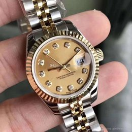 $enCountryForm.capitalKeyWord NZ - 2019 hot sale 28mm Stainless Steel Solid Clasp Datejust Automatic movement Mechanical womens Watch Big Date President Desinger Ladies watch