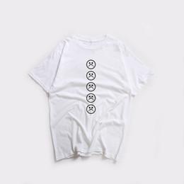 888a8f8a0 Sad Face T Shirt Men And Women Meme Stickers Funny Sad Emoji Face Cute  Tumblr T-shirt Short Sleeve Ringer Tees Tops