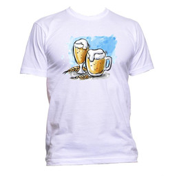 $enCountryForm.capitalKeyWord Australia - Beer Painting Unisex T-Shirt Mens Womens Fashion Comedy Cool Funny Hipster Nerd