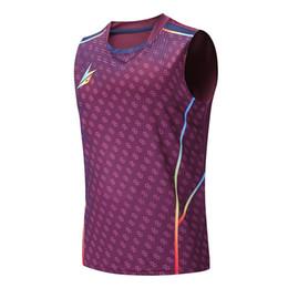 2018 camisa Badminton Homens, camisas de badminton de Lin dan, camisa de homens de esportes 1805A em Promoção