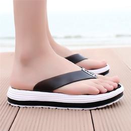 $enCountryForm.capitalKeyWord Canada - new 2019 women summer soft bottom rainbow shoes flip flops fashion women clip toe slippers casual beach slides flat shoes #40