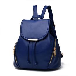 $enCountryForm.capitalKeyWord Australia - Designer-Fashion Bags Women Casual Backpack Style Purse Fashion School Leather Backpack New Shoulder Mini Bag For Women Wholesale