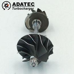 Hyundai H online shopping - High Quality Turbo Shaft Wheel A470 BV43 Turbocharger Rotor For Hyundai H CRDI Kw HP D4CB V