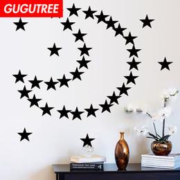 $enCountryForm.capitalKeyWord Australia - Decorate Home star cartoon art wall sticker decoration Decals mural painting Removable Decor Wallpaper G-2631