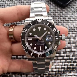 Top factory fabrica la versión N7 del reloj mecánico automático para hombre E: ta3135 reloj deportivo de buceo con núcleo 316L acero espejo de cristal de zafiro en venta