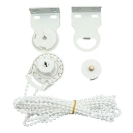 $enCountryForm.capitalKeyWord UK - Replacement Metal Bracket Accessory Home Clutch Up Down Curtains Install Shade Roller Blind Kit Repair Parts Pulling Bead Chain