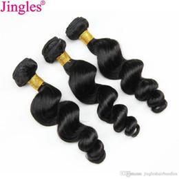 $enCountryForm.capitalKeyWord Australia - 8A Grade Peruvian Unprocessed Human Hair Bundles Jingles 8-28 inch Bundles Peruvian Raw Indian Brazilian Virgin Human Hair Weave Extensions