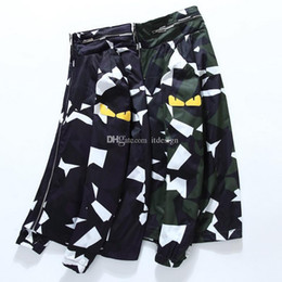 $enCountryForm.capitalKeyWord Australia - Fashion Camouflage 3d Print Waterproof Nylon Windbreaker Jacket Hide Hooded Men S 2019 Slim Fit Short Style