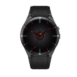 Smartwatch Gps Wifi Camera UK - Android 5.1 1.39inch Camera Recording 3G WIFI Smartwatch Phone GPS Pedometer Smart Wristband