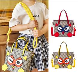 $enCountryForm.capitalKeyWord Australia - Cartoon Kids Bag Fashion Children Single Shoulder Multifunctional Hand-held Slant Bag Large Capacity Snack Bag