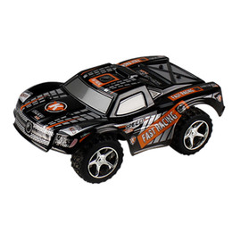 flash drives speed Australia - RC Car 2.4G Four-Wheel Drive High speed laser car Off Road Remote Control Car 24 roadblocks Gifts For Kids Dropshipping