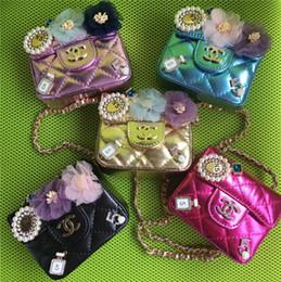 $enCountryForm.capitalKeyWord NZ - Kids Designer Handbags Baby Girls Mini Fancy Princess Purse Children Chain Shoulder Bags Teenager Girls Messenger Coin Bags Christmas Gifts