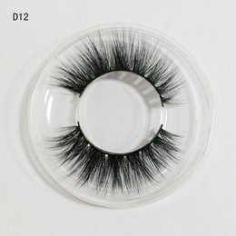 $enCountryForm.capitalKeyWord Australia - Factory new true mink hair eyelashes with customized package Factory direct sale high quality real mink hair eyelashes with private label