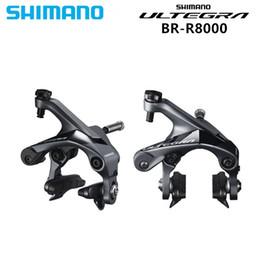 $enCountryForm.capitalKeyWord UK - Shimano Ultegra BR R8000 R8000 Road Bike Bicycle Double Pivot Brake Caliper Front + Rear Set