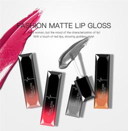 Lip Gloss Lipstick Cosmetic Makeup Australia - Hot Sell Lip Palm PUDAIER 21 colors MATTE lip gloss LIPSTICK Makeup Waterproof Beautiful Cosmetics Attractive lips by dhl