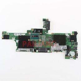 Carte mère d'ordinateur portable PAILIANG pour carte mère Lenovo Thinkpad T440 I5 NM-A102 complète DDR3