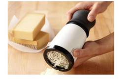 Black Cheese Australia - Cheese cutter Cheese grinder Kitchen multifunctional grinding machine ch eese mill Black and white appearance Kitchen Tools