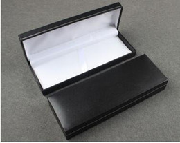 Опт Высокое качество рекламных подарков карандаш чехол Оптовая продажа бизнес подарок ручка коробка Papercoard ручка Подгонянная коробка lin4759