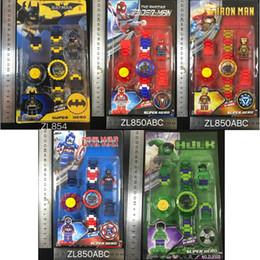 Giocattoli per bambini Giocattoli per bambini Gadget elettronici Giocattoli Guarda regalo di compleanno ruota la figura Marvel Avengers auto LOL