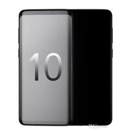 ERQIYU в GooPhone 10 плюс смартфоны две SIM Андроид 8.0 Octa ядро оперативной памяти 4 ГБ 128 г показано 4G 6,5 дюймов GPS сотовые телефоны