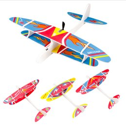 $enCountryForm.capitalKeyWord NZ - Electric foam glider charging, hand throwing, aircraft assembling, park selling, model airplane toy model machine Double-layer